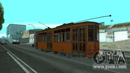OM Peter Witt for GTA San Andreas
