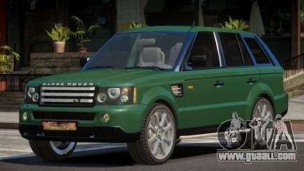 Range Rover Sport GS for GTA 4