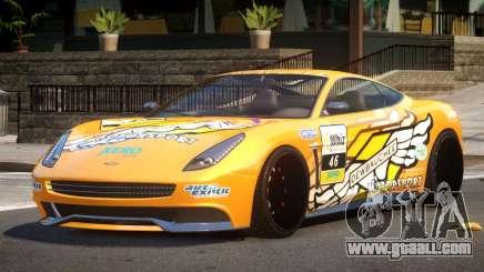 Dewbauchee Massacro Racecar for GTA 4