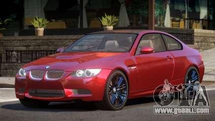 BMW M3 E92 SC for GTA 4