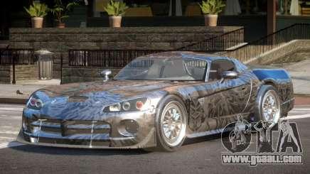 Dodge Viper BS PJ6 for GTA 4