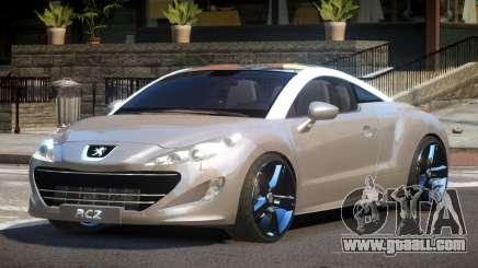 Peugeot 308 RC V1.1 for GTA 4