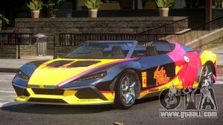 Pegassi Zorrusso L6 for GTA 4