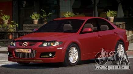 2005 Mazda 6 for GTA 4
