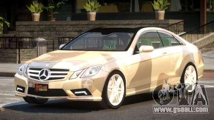 Mercedes E500 MS PJ2 for GTA 4
