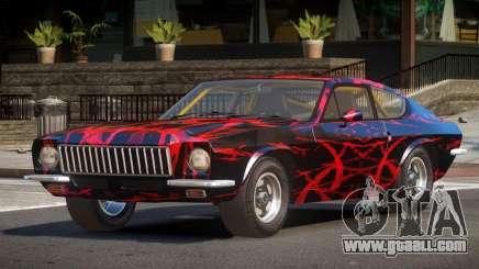 1978 Puma GTB PJ1 for GTA 4