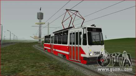 LM-68M for GTA San Andreas