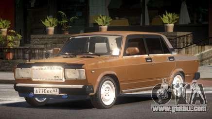 VAZ 2107 BS for GTA 4