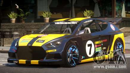 Vapid Flash GT PJ7 for GTA 4