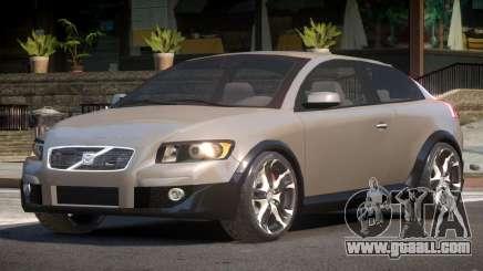 Volvo C30 HK for GTA 4