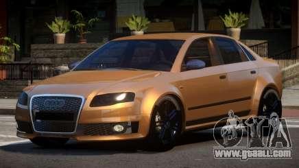 Audi RS4 SN for GTA 4