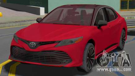 Toyota Camry S-Edition 2020 for GTA San Andreas
