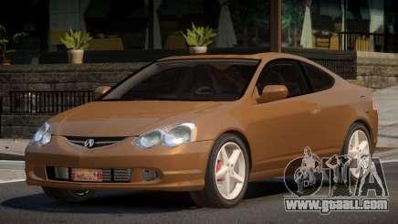 Acura RSX i-VTEC for GTA 4