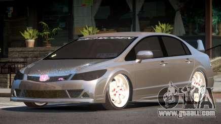 Honda Civic LTR for GTA 4