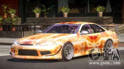 Toyota Soarer GS PJ5 for GTA 4