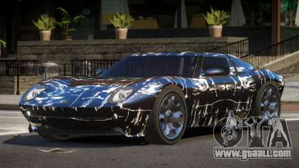 Lamborghini Miura SC PJ6 for GTA 4