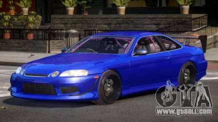Toyota Soarer GS for GTA 4