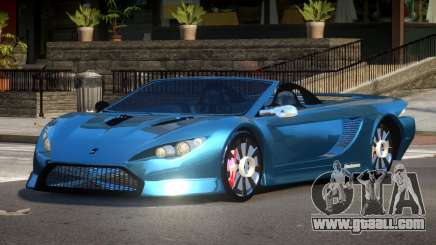 K1 Attack Roadster for GTA 4