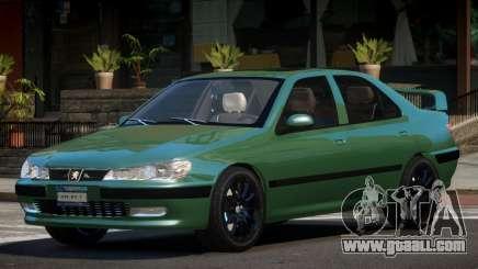 1997 Peugeot 406 for GTA 4