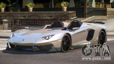 Lamborghini Aventador SP for GTA 4