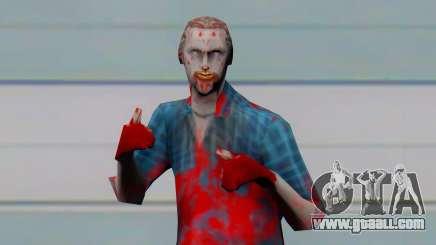 Zombie swmyhp1 for GTA San Andreas