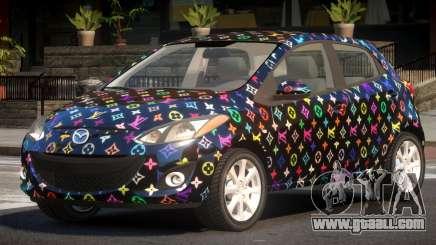Mazda 2 RS PJ4 for GTA 4