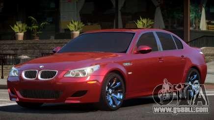 BMW M5 E60 SP for GTA 4