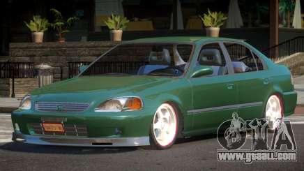 Honda Civic LRS for GTA 4