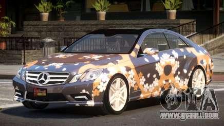 Mercedes E500 MS PJ6 for GTA 4