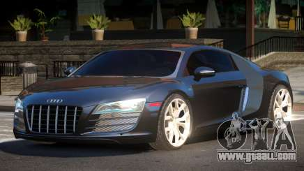 Audi R8 ES for GTA 4