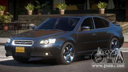 Subaru Legacy V1.2 for GTA 4