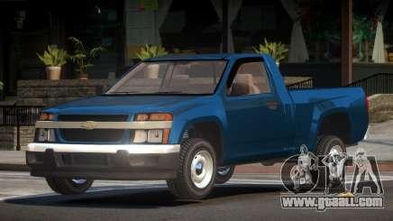 Chevrolet Colorado ST for GTA 4