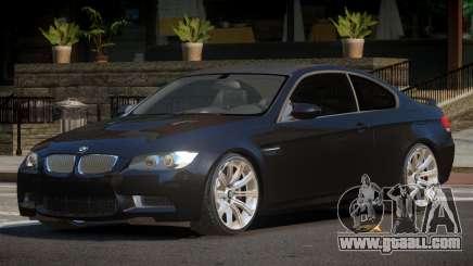 BMW M3 E92 SL for GTA 4