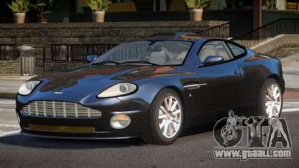 Aston Martin Vanquish S-Tuned for GTA 4