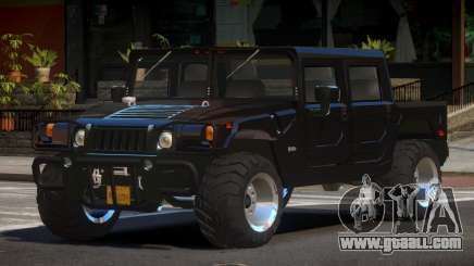 Hummer H1 TR for GTA 4