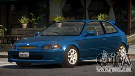 Honda Civic GST for GTA 4