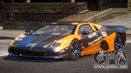 SSC Ultimate GT PJ1 for GTA 4