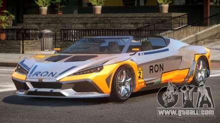 Pegassi Zorrusso L8 for GTA 4