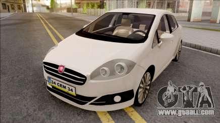 Fiat Linea 2015 for GTA San Andreas