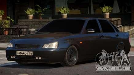 Lada Priora 2170 SN for GTA 4