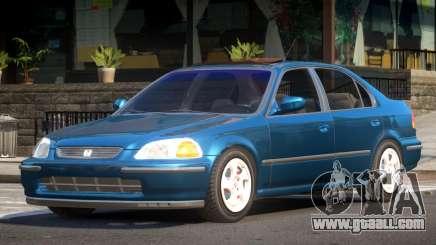 Honda Civic SN for GTA 4