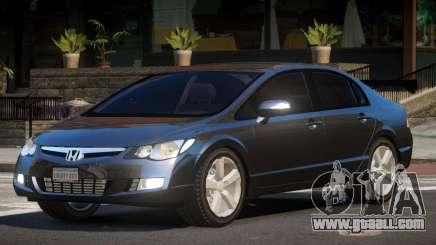 Honda Civic MN for GTA 4