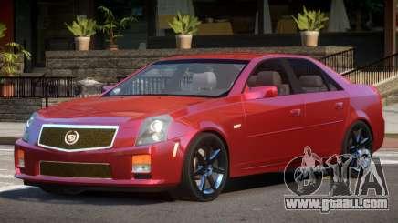 Cadillac CTS-V E-Style for GTA 4