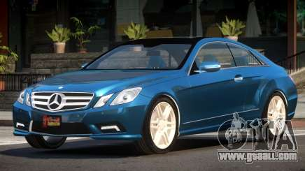 Mercedes E500 MS for GTA 4