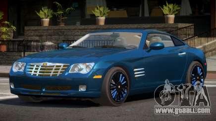 Chrysler Crossfire ST for GTA 4