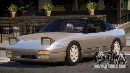 Nissan 240SX NR for GTA 4