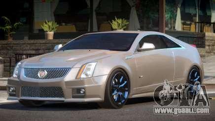 Cadillac CTS-V ES V1.1 for GTA 4
