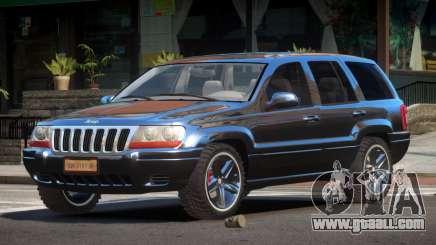 Jeep Grand Cheroke SP for GTA 4