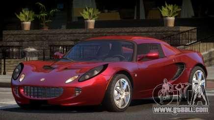 Lotus Elise GST for GTA 4