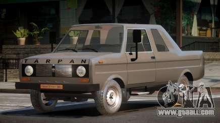 1989 FSR Tarpan for GTA 4